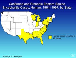 Eastern Equine Encephalitis | BCMCD